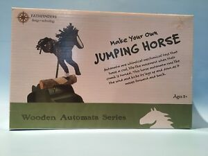Make your own Jumping Horse