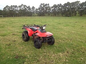 Quad bike Trx250 Honda 2x4 Chelsea Heights Kingston Area Preview