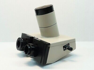 Olympus Microscope Trinocular Head For Bh2 Bhtu And Ck2