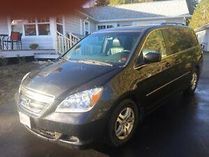 2006 Honda Odyssey EX-L RES