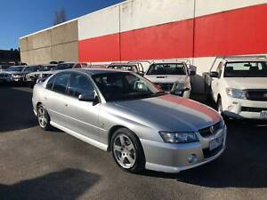 2004 Holden Commodore SV6 Automatic Sedan Lilydale Yarra Ranges Preview