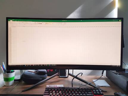 Acer Predator X34 - Less than 12mths old