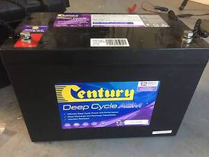 Century Heavy Duty AGM Deep Cycle Battery Leopold Geelong City Preview