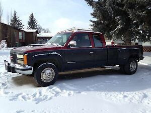 1992 GMC 3500 2WD Dually