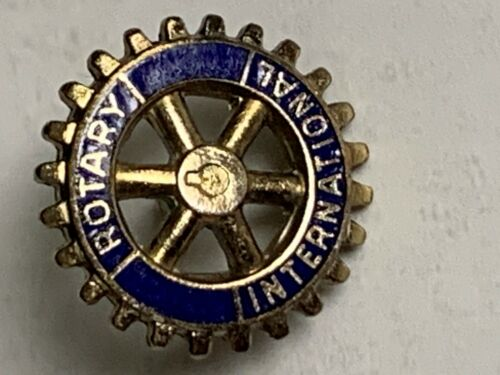 *Vintage* Rotary International Tie Tac / Lapel Pin