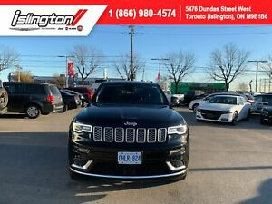 2018 Jeep Grand Cherokee Summit |DEMO| **YEAR-END SPECIAL!**