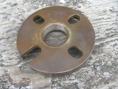 South Bend Lathe Drive Plate For Heavy 10 Or 13 2-14 - 8 Tpi 6-12 D.