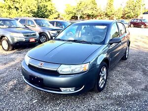 2004 Saturn ION ***NO ACCIDENTS + FULLY CERTIFIED***