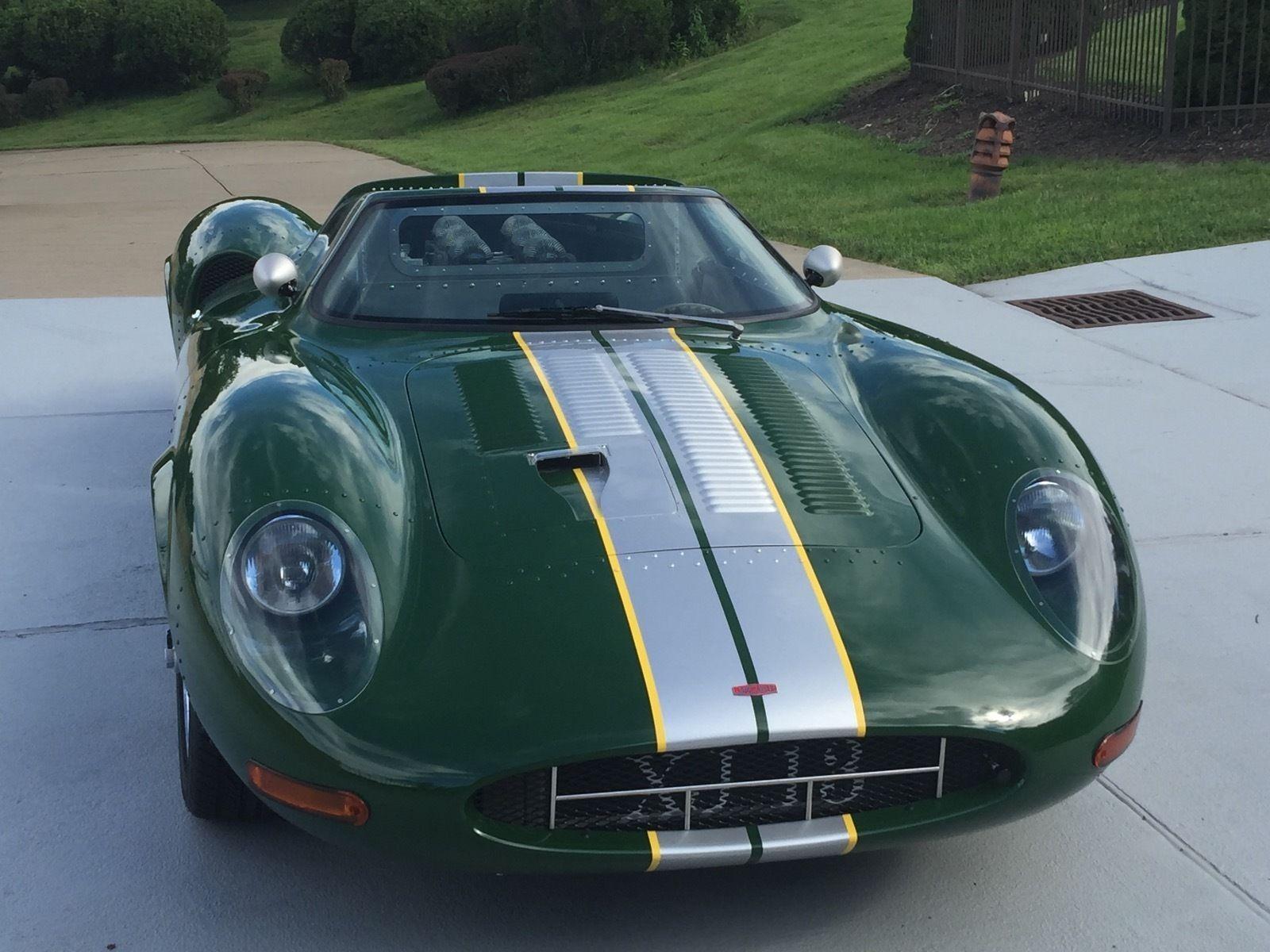 1966 Jaguar Other  jaguar XJ13 1966 V12