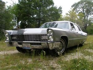 1967 Cadillac Fleetwood 75 - Daily Driver in Unreal Condition