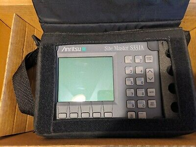 Anritsu Sitemaster S331a Spectrum Analyzer