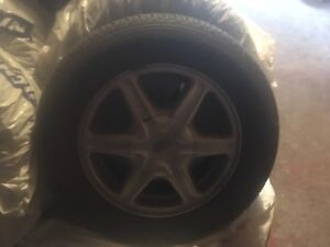 15 Inch All season Firestone Tires