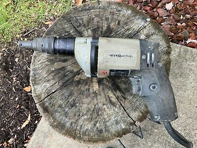 Porter Cable Ehd Fastener Driver Drywall Screwgun 0-2500 Rpm Model 7545