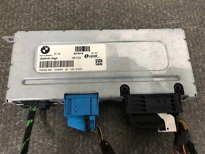 BMW 528i 535i 550i 740i 750i 760i Theft Locking Central Gateway Module 613592193