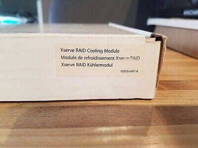 Apple Care Xserve RAID Cooling Module 603-4406 /0Z826-6417-A