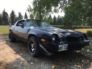 Trade 1980 Camaro Z28 for lifted truck or diesel truck