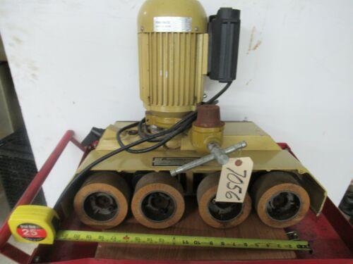 PowerMatic Model PH-41 4 Wheel Power Feed Unit (CTAM #7056)