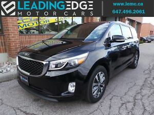 2016 Kia Sedona SX+ Leather, Blind Spot Monitors