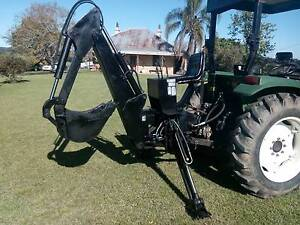 P.T.O. Driven Backhoe, Maroota The Hills District Preview