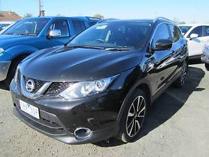 Nissan Qashqai Ti SUV- Top of the range Horsham Horsham Area Preview