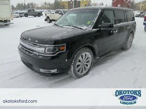 2017 Ford Flex Limited Loaded, Accident-free! 3.5l v6 Ecoboost