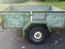 6x4 galvanize trailer for sale,,good working condition and ready Hornsby Hornsby Area Preview