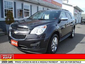 2014 Chevrolet Equinox We finance 0 money down &  cash back* LT
