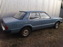 1977 Ford Cortina 4.1 , manual , aircond Sellicks Hill Morphett Vale Area Preview
