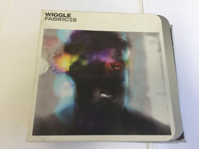 Wiggle : fabric28: Wiggle CD (2006)