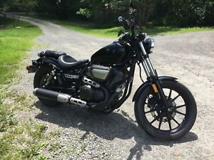 2015 Yamaha Bolt.   Excellent condition.