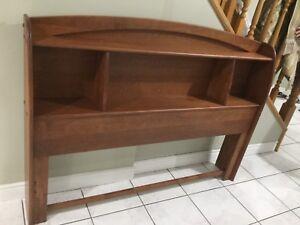 Wooden backboard