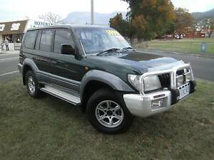 2002 Toyota LandCruiser Wagon Montrose Glenorchy Area Preview