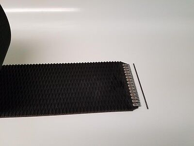 John Deere 567 Round Baler Belts Complete Set 3 Ply Diamond Top Walligator Lace
