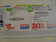 Buy Buy Baby Coupon 20