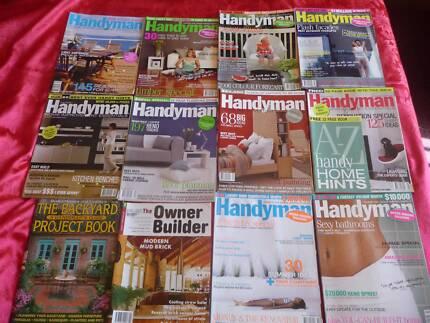 DIY Handyman Magazines!