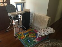 Portable Cot, High Chair, Mattress, Bouncer and more Wynn Vale Tea Tree Gully Area Preview