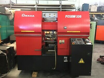Amada Pcsaw 330 2012 Horiz. Band Saw 13 Made In Japan Cnc