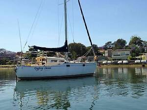 SWANSON 28 CANOE STERN CRUISING YACHT Springwood Blue Mountains Preview