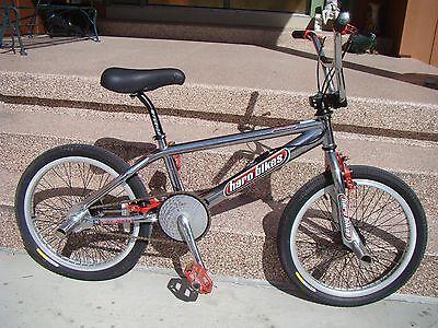 2000 Chrome Haro Dave Mirra 540 Air Signature Series BMX/Freestyle  Bike