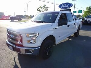 2017 Ford F-150 XLT SuperCrew 4X4 MAGS NOIR