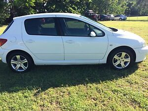 Peugeot 307 XSR Hatch 2005 Bayview Heights Cairns City Preview
