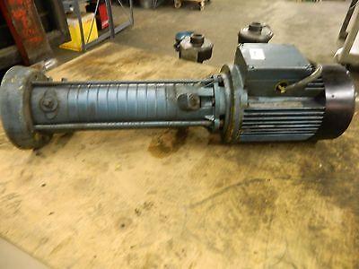 Grundfos 90la2-24f115 Immersible Pump 3 Hp 2.2 Kw Used Warranty