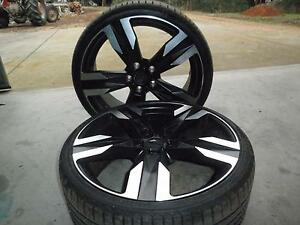 Commodore Pre VE Mag Wheels and tyres Yankalilla Yankalilla Area Preview
