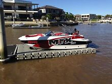 Dry dock pontoons for boats up to 30ft Maroochydore Maroochydore Area Preview