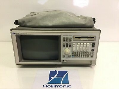 Hp Hewlett Packard Agilent 1660c 136-channel Benchtop Logic Analyzer