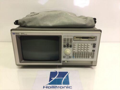 HP Hewlett Packard Agilent 1660C 136-Channel Benchtop Logic Analyzer