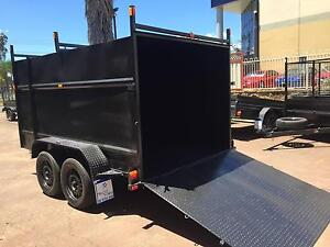 10X6 FULLY ENCLOSED RAMP HEAVY DUTY 12 MONTHS PRIV REGO $6600 Smithfield Parramatta Area Preview