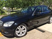 Mercedes C220CDI Griffith South Canberra Preview