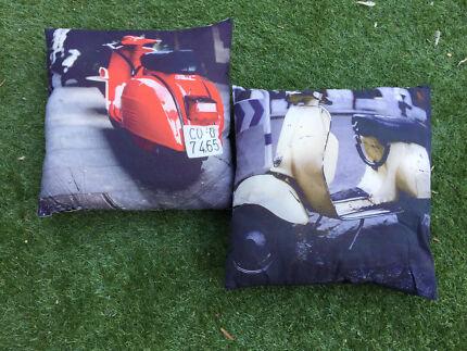 Vespa cushions Mosman Mosman Area Preview