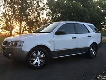 2007 Ford Territory SR (4x4) 7 seater Richmond Hawkesbury Area Preview